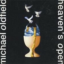 Michael Oldfield Heaven's open (6 tracks)  [CD]