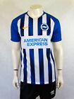 Brighton & Hove Albion Home Football Shirt Jersey Trikot 2019 - 2021 Nike L