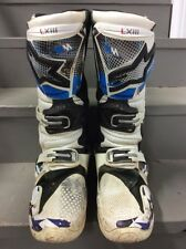 ALPINESTARS TECH 10 RIDING RACING BOOTS SIZE 13 MENS MOTOCROSS MX TRX450R LTR450