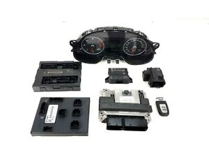 Audi A4 B8 2012-2016 2.0 TDI CJCA Engine Control Unit ECU 03L906018HT Ref 100