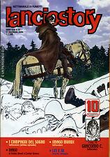 [AE] LANCIOSTORY ANNO XXXI N° 49 - 12 DICEMBRE 2005 - Ed EURA _ OTTIMO EDICOLA