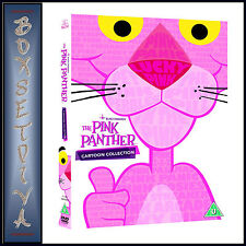 THE PINK PANTHER CARTOON COLLECTION -  **BRAND NEW DVD BOXSET *