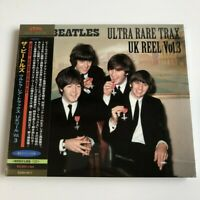 The Beatles Ultra Rare Tracks UK Lille VOL.3 CD JAPAN OBI Free Shipping