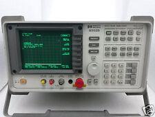 Agilent HP Keysight 8562B Spectrum Analyzer ERR on Display