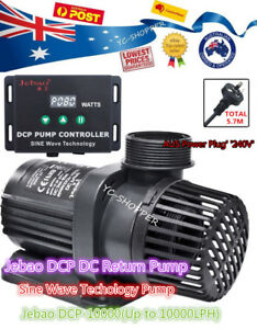 Jebao DCP-10000 Aquarium Tank Circulation DC Return Pump 10000LPH