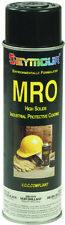 New Seymour Industrial MRO High Solids Spray Paint, Gloss Black 620-1415