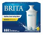 Brita Water Pitcher Replacement Filters White, 3 Pack photo