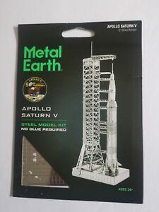 Metal Earth Apollo Saturn V model kit