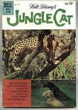 Four Color Comics #1136-1960 Disney Film adaption Jungle Cat