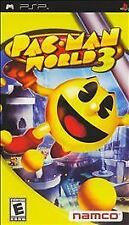 Pac-Man World 3 Sony PSP Complete in case w/ manual