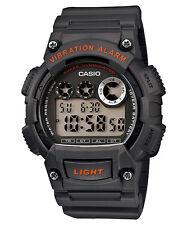 Casio Mens W-735h-8avef Super Illuminator Sports Military Digital Watch Black UK