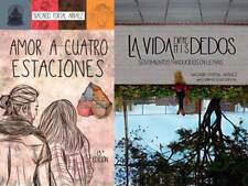 Amor a 4 Estaciones La Vida Entre Mis Dedos Nacarid Portal Libro Spanish New