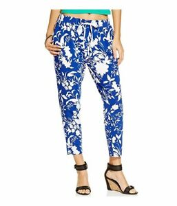 HUE Womens Floral Chill Casual Leggings
