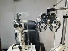 Phoropter and slit lamp Breath Shiled combo,ophthalmic protection/contamination