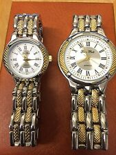 Gino Polli Ladies and Gents Watch set- With free gift box