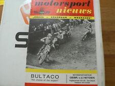 MOTORSPORT NIEUWS 1977-17 MINTEN,THEEUWEN,V DOMMELEN GULPEN,NORMAAL JOLINK,SWM