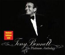 TONY BENNETT - THE PLATINUM ANTHOLOGY (DELUXE EDITION)  CD NEUF