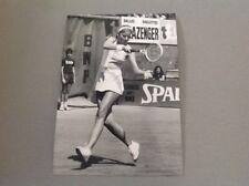 CHRIS EVERT (Roland Garros 1975)  -  PHOTO DE PRESSE ORIGINALE  13x18cm