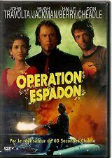 """DVD - """"Opération Espadon""""    John Travolta   - NEUF SANS BLISTER"""