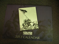 2012 National Museum of the Pacific War Calendar - NEW