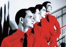 Kraftwerk Red Shirt POSTER