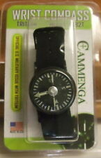 CAMMENGA TRITIUM WRIST COMPASS ARMY MILITARY J582T CAMPING HIKING HUNTING USA
