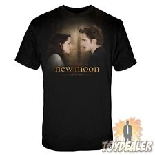 TWILIGHT NEW MOON EDWARD & BELLA FOREST WALD MÄNNER MENS T-SHIRT GRÖSSE M NECA