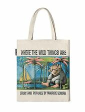 Out of Print Where the Wild Things Are Tote Bag, 15 X 17 Inches  649906856382