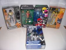 2019-2020 Hasbro Power Rangers Lightning Collection Exclusive Action Figure Lot