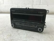 VW POLO 6R STEREO CD HEAD UNIT RADIO 5M0035186L