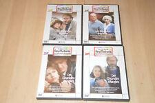 lot 4 DVD Les Grandes marées - vol 1 2 3 4 - Feuilletons de la TV française