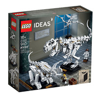 LEGO 21320 Ideas Creator Dinosaur Fossils Limited (910 Pieces)