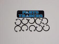 OEM Harley Davidson Piston Pin Lock Ring Set 10 Late 1977- Early 83 FL FLH FLH80