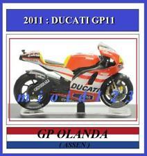 1/18 - ROSSI - DUCATI DESMOSEDICI GP 11 - 2011 Assen - Die-cast