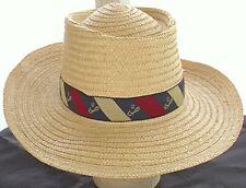 133bf522a6a Straw Original Vintage Hats for Men for sale