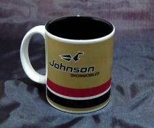 Reproduction Vintage Johnson Golden Ghost Logo Coffee Mug