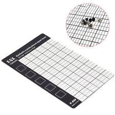Magnetic Screw Memory Mat Chart Mini Work Pad Cell Mobile Phone Repair Tool 1Pc