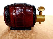 Vintage Avon Beer Barrel On Tap Decanter Wild Country After Shave 5 Fl. Oz Nib