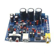 CS4398 DAC Decoder Module w/ USB Optical Fiber Input 24bit 192K Board Assembled