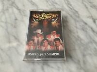 Los Tigres Del Norte Unidos Para Siempre Cassette Tape SEALED! ORIGINAL 1996 NEW