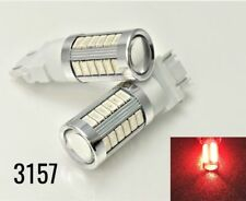 Front Parking Light 33 LED Bulb Red CK T25 3157 3057 4157 B1 For Chevrolet A