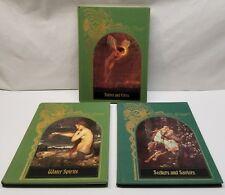 Time Life Enchanted World 1st Ed Fairies & Elves Seekers & Savior Water Spirits