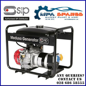 SIP 04476 MGHP6.0FLR HONDA PETROL GENERATOR (7.5KVA) LONG RANGE