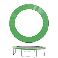 15FT Trampoline Pad Green Replacement Trampoline Safety Cover