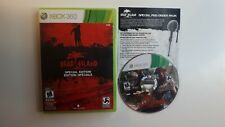 Dead Island: Special Edition Microsoft Xbox 360 GAME CANADA FREE FAST SHIPPING