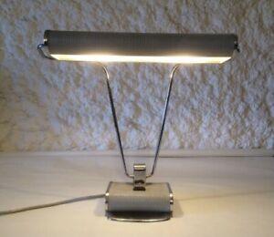 Lampe vintage Jumo par Eileen Gray 1950 Lamp Midcentury