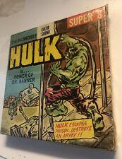 Incredible Hulk Power Of Dr. Banner 1976 Super 8 Ken Film SEALED