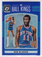 2016-17 Bob McAdoo Panini Donruss Optic Hall Kings #/49 New York Knicks