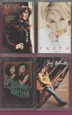 Country Music cassette assortment Female Artist