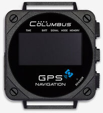 Columbus V-1000 Wearable GPS Data Logger (Supports Windows, Mac, Linux OS)